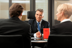 Clients having a Consultation